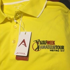 Golf Week Amateur Tour Golf Shirt